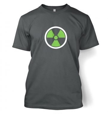 Green Radiation Symbol t-shirt