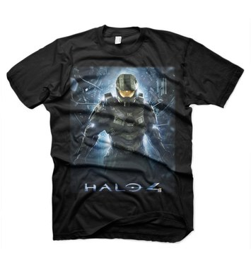 Halo 4 The Return t-shirt - OFFICIAL