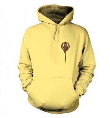 Hand of the King Brooch hoodie