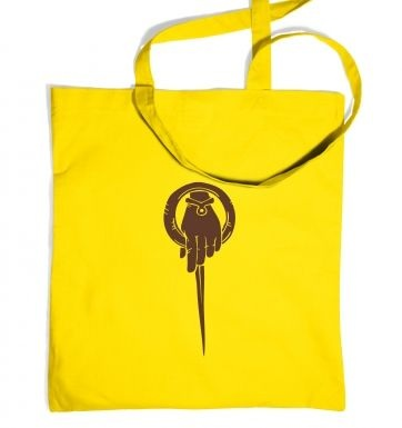 Hand Of The King Brooch tote bag