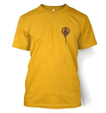 Hand Of The King Brooch  t-shirt