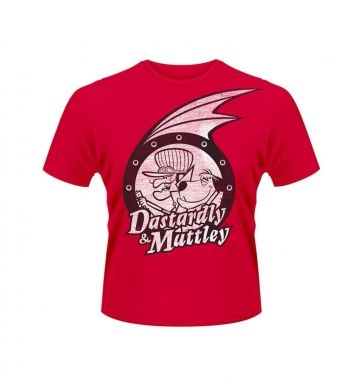 Hanna Barbera Dastardly And Muttley t-shirt OFFICIAL