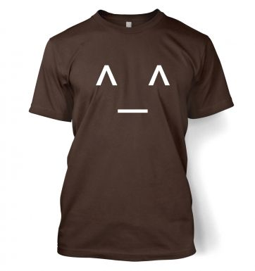 Japanese-Style Happy Emoticon t-shirt