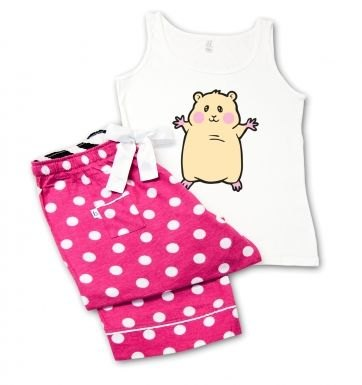 Premium Happy Hamster Pyjamas