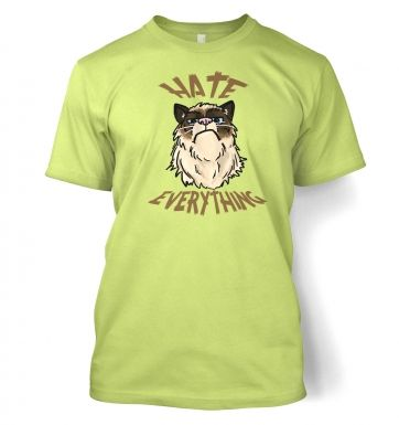 Hate Everything  t-shirt