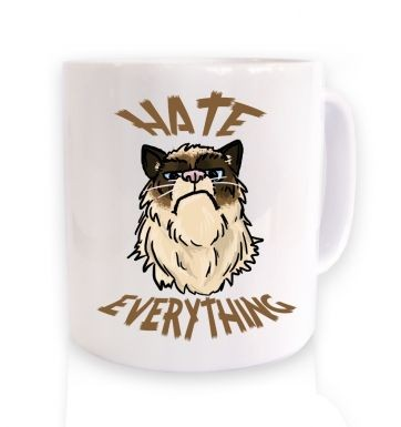 Hate Everything mug