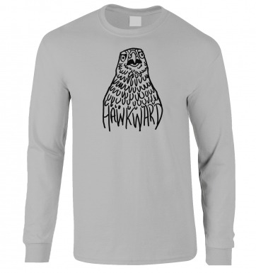 Hawkward long-sleeved t-shirt