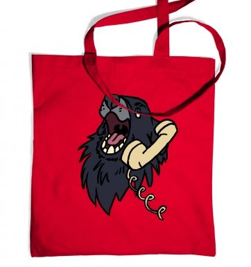 Hello, this is Dog tote bag