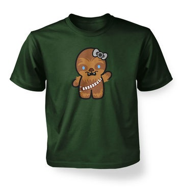 Hello Wookiee kids' t-shirt