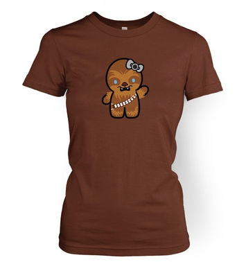 Hello Wookiee women's t-shirt
