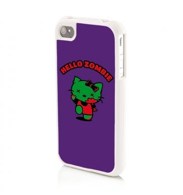 Hello Zombie - iPhone 4/4s Phone case