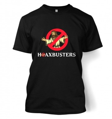 Hoaxbusters t-shirt