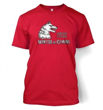 House Stark t-shirt - Inspired by Game of Thrones