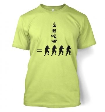 How To Kage Bunshin No Jutsu!  t-shirt