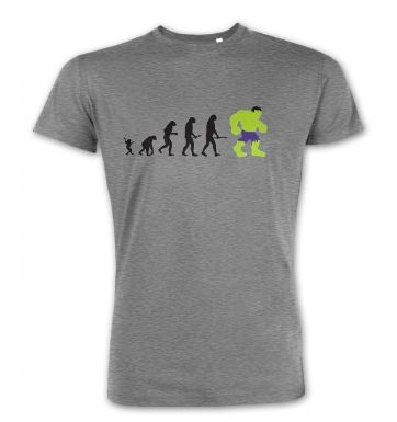 Hulk Evolution premium t-shirt