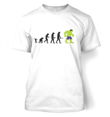 Hulk Evolution t-shirt