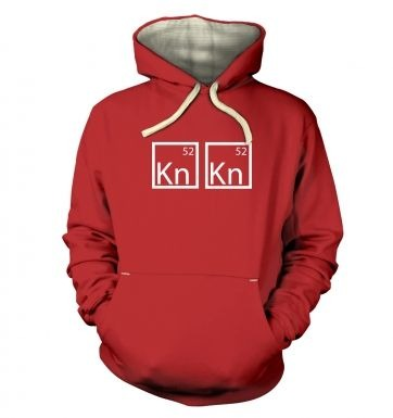 I Am The One Who Knocks  hoodie (premium)