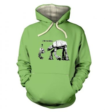 Banksy I Am Your Father hoodie (premium)