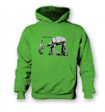 I Am Your Father kid's hoodie