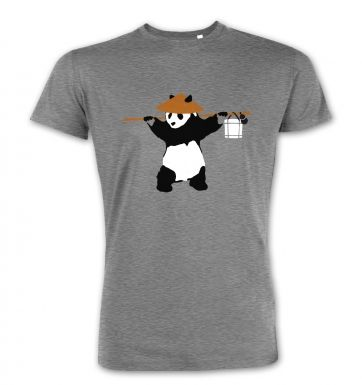 If Banksy Played WoW, Hed Be Pandaren  premium t-shirt