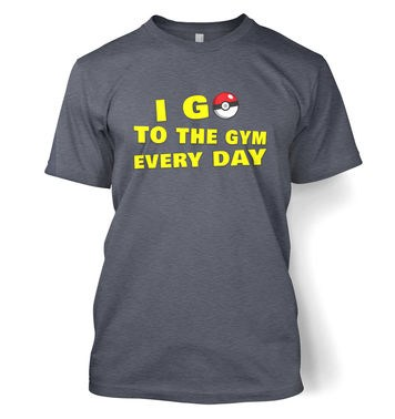 I Go To The Gym t-shirt