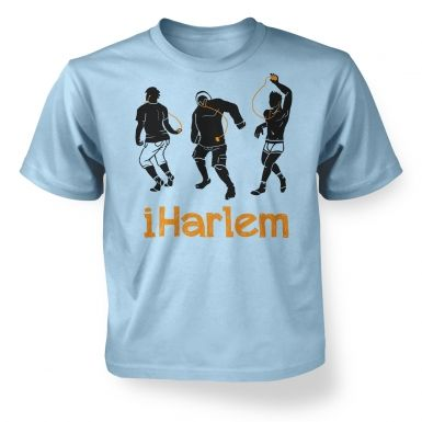iHarlem   kids t-shirt