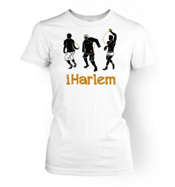 iHarlem   womens t-shirt