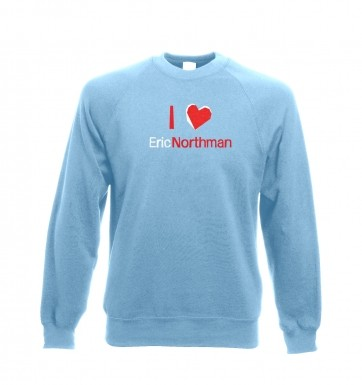 I heart Eric Northman sweatshirt