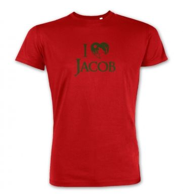 I Heart Jacob  premium t-shirt