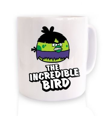 Incredible Bird mug