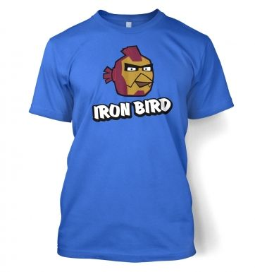 Iron Bird Adult Tshirt