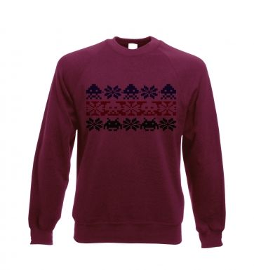 Isle Invaders crewneck sweatshirt