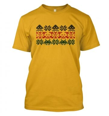 Isle Invaders men's t-shirt