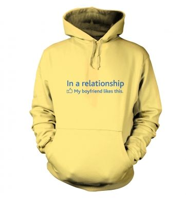It's Complicated Social Status Hoodie