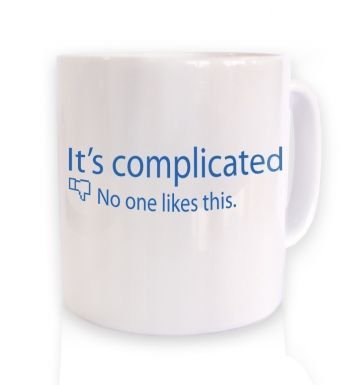 Its Complicated Status  mug