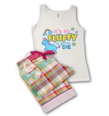 It's so fluffy pyjamas (women's)