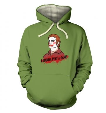 I wanna play a game Premium Hoodie