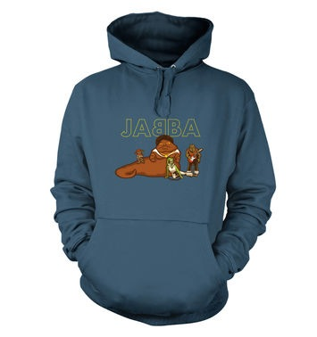 JABBA The Hutt And Friends hoodie