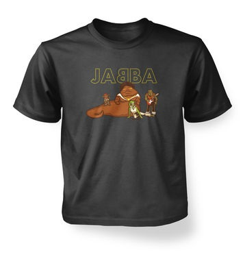 JABBA The Hutt And Friends kids t-shirt