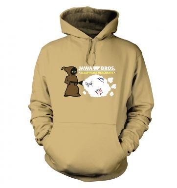 Version 1    Jawa Bros. Scrap Metal Merchants hoodie