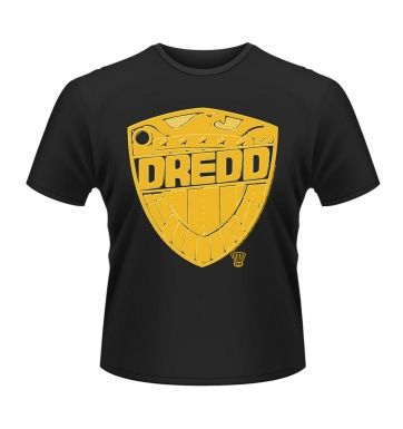 Judge Dredd Badge t-shirt - Official