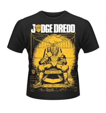 Judge Dredd Chief t-shirt - Official