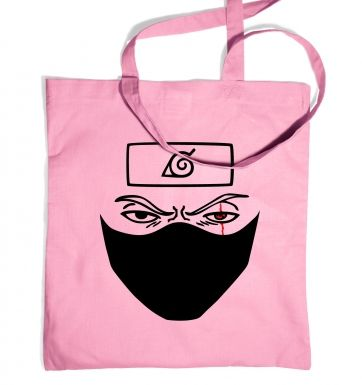 Kakashi Face  tote bag
