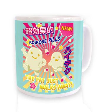 Kawaii Adipose mug
