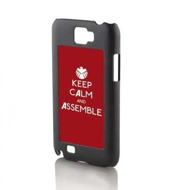 Keep Calm and Assemble TONY - Galaxy Note 2 Phone case