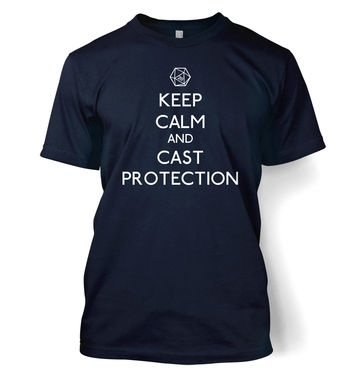 Keep Calm And Cast Protection t-shirt
