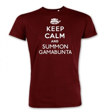 Keep Calm and Summon Gamabunta premium t-shirt