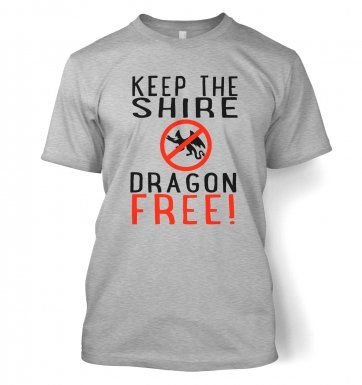 Keep The Shire Dragon Free t-shirt