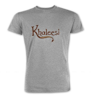 Khaleesi (brown) premium t-shirt