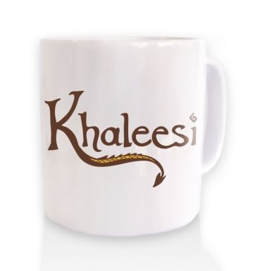 Khaleesi (brown) mug